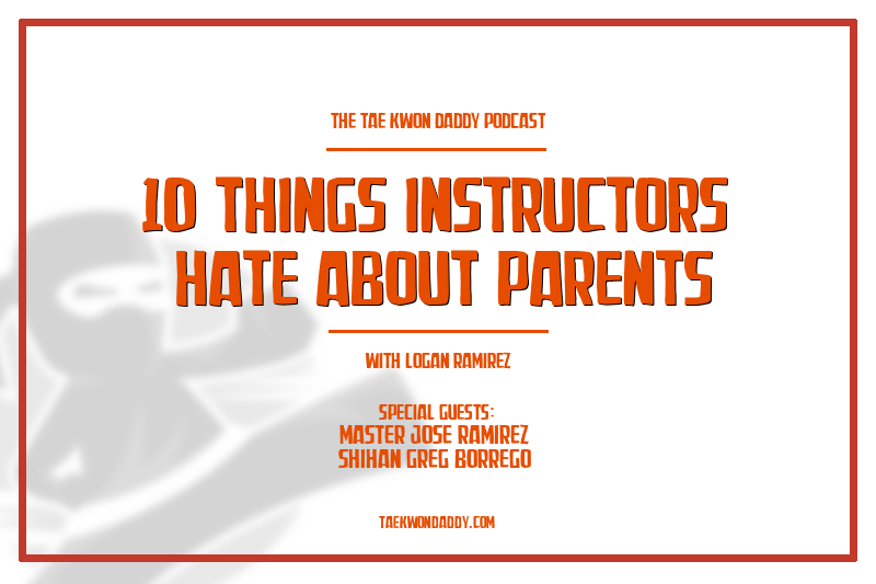 10 Things Instructors Hate About Parents