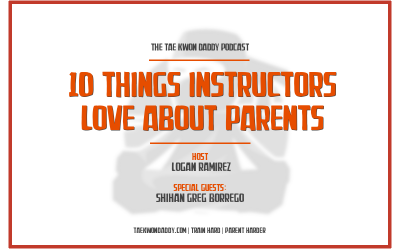 10 Things Martial Arts Instructors Love About Parents