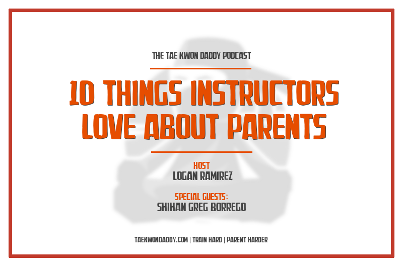 10 Things Instructors Love About Parents