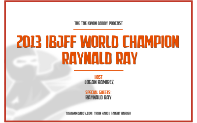 2013 IBJFF World Champion Raynald Ray